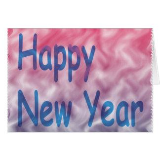 bonne année carte de vœux