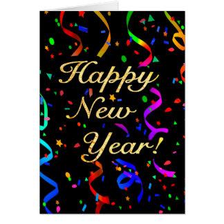 """""""Bonne année ! """"Carte de voeux Carte De Vœux"""