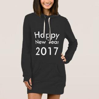 Bonne année editable 2017 des textes du modèle robe