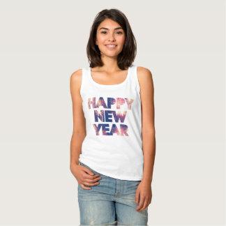 Bonnes années de feux d'artifice de T-shirt de