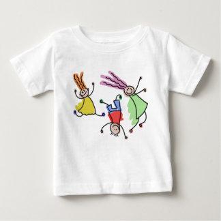 Bonnes périodes avec des amis - T-shirt de bébé