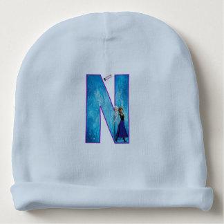 bonnet initial N Bonnet Pour Bébé