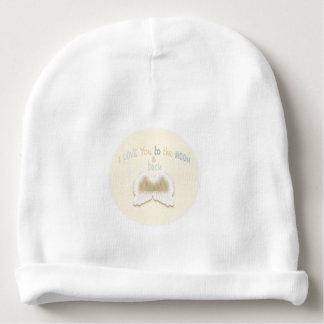 Bonnet Pour Bébé Ailes d'ange, calotte de coton de bébé