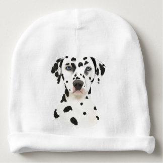Bonnet Pour Bébé Art dalmatien de chien