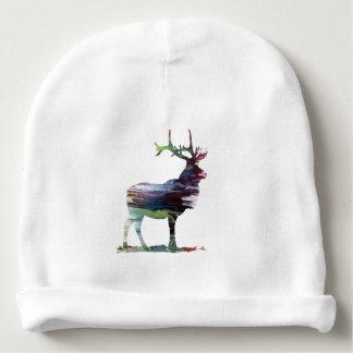 Bonnet Pour Bébé Art d'élans