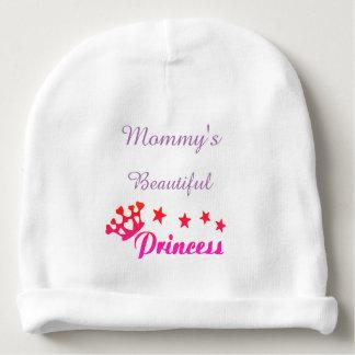 Bonnet Pour Bébé Beenie blanc du bébé