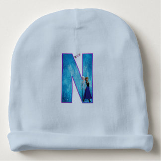 Bonnet Pour Bébé bonnet initial N