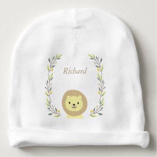 Bonnet Pour Bébé Calotte de bébé de lion de safari