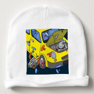 Bonnet Pour Bébé Calotte folle de voiture par dal