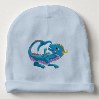 Bonnet Pour Bébé Casquette de dragon de bébé de l'eau bleue