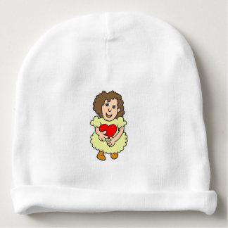 Bonnet Pour Bébé Cette fille a un grand coeur