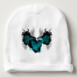 Bonnet Pour Bébé Coeur à ailes