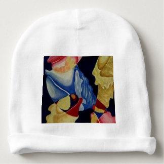 Bonnet Pour Bébé Coquillages abstraits