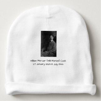 Bonnet Pour Bébé Cuisinier de commerçant de tissus de William