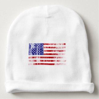 Bonnet Pour Bébé Drapeau américain