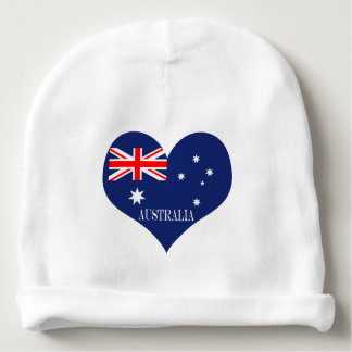 Bonnet Pour Bébé Drapeau de l'Australie