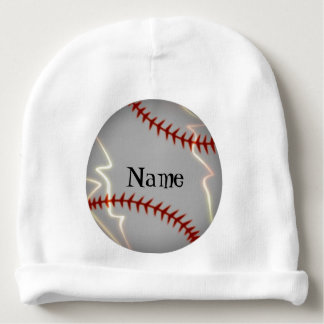 Bonnet Pour Bébé Éclairage personnalisé de base-ball