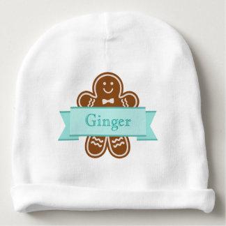 Bonnet Pour Bébé Étreintes de pain d'épice