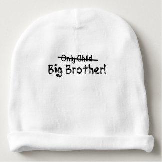 Bonnet Pour Bébé Frère (enfant unique biffé) mignon et Funn