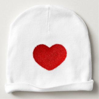 Bonnet Pour Bébé Grand Cuore Rosso.