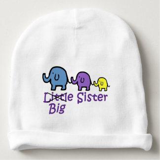 Bonnet Pour Bébé Grande soeur