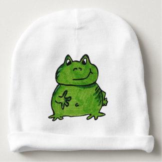 Bonnet Pour Bébé Grenouille Frog