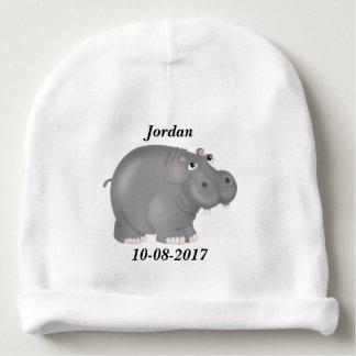 Bonnet Pour Bébé Hippopotame mignon du bébé de l'enfant