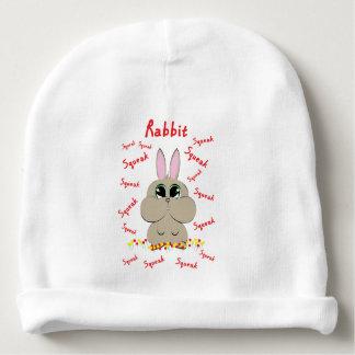 Bonnet Pour Bébé Lapin