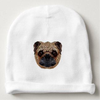 Bonnet Pour Bébé Mosaïque de chien