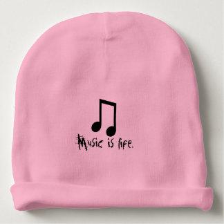 Bonnet Pour Bébé music est le life