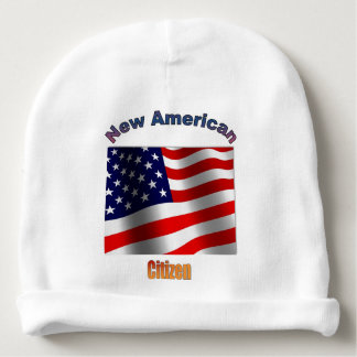 Bonnet Pour Bébé Nouvelle calotte américaine de bébé de citoyen