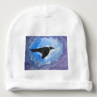 Bonnet Pour Bébé Oiseau la nuit
