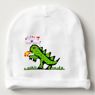 Bonnet Pour Bébé Petit dragon vert