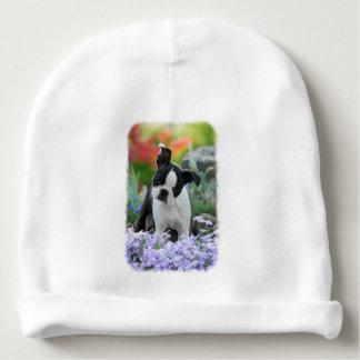Bonnet Pour Bébé Photo mignonne de portrait de chiot de chien de