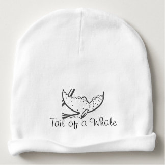 Bonnet Pour Bébé Queue d'une baleine