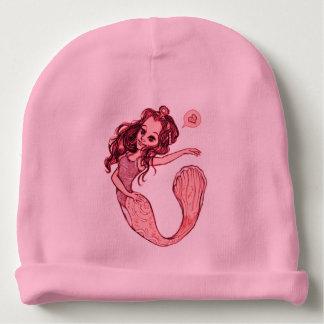 Bonnet Pour Bébé Sirène