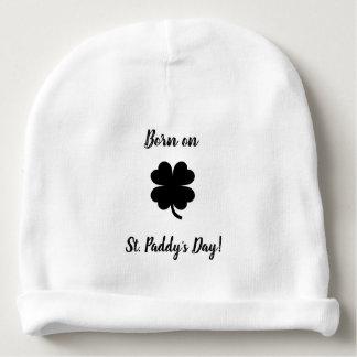 Bonnet Pour Bébé Soutenu le jour du paddy de St