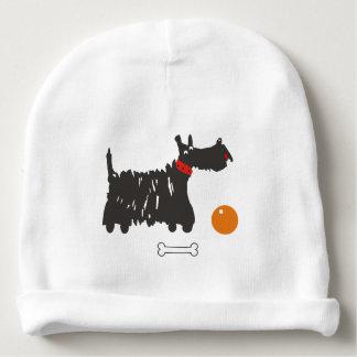 Bonnet Pour Bébé Terrier écossais