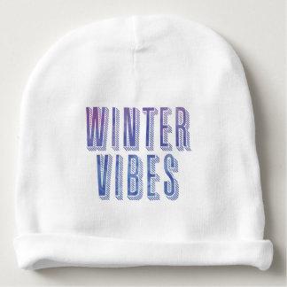 Bonnet Pour Bébé vibraphone d'hiver
