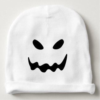 Bonnet Pour Bébé Visage de fantôme de Halloween