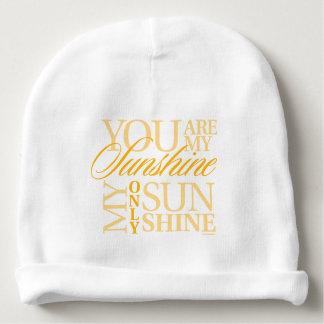 Bonnet Pour Bébé Vous êtes mon soleil