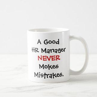 Bons Mokes Mistrakes d'un directeur d'heure jamais Mug