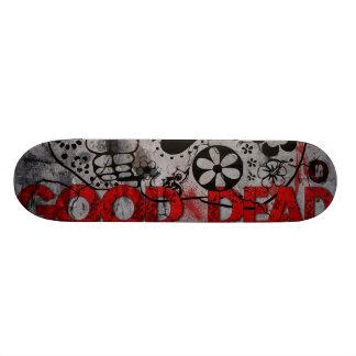 Bons morts pour Slasky Skateboards