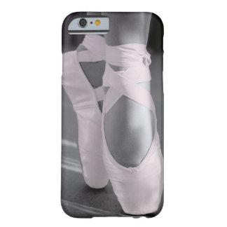 Bord - de roze Schoenen van het Ballet Barely There iPhone 6 Hoesje