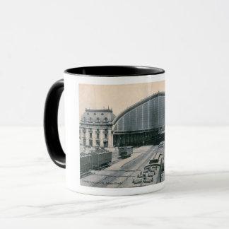 Bordeaux, France, station de train, cru Mug