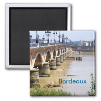Bordeaux, Frankrijk Koelkast Magneetjes