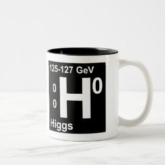 Boson de Higgs (gaucher) Tasse 2 Couleurs