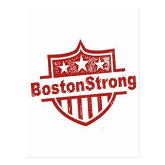 BostonStrongShield.png Carte Postale