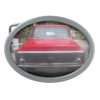 Boucle 1972 de ceinture de Chevy C10 Boucle De Ceinture Ovale