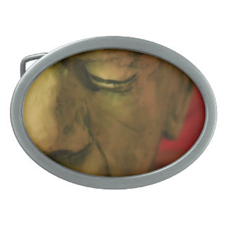 Boucle de ceinture de masque de Frankenstein